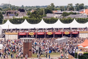 Case: Hype-O-Dream, dance festival Waregem