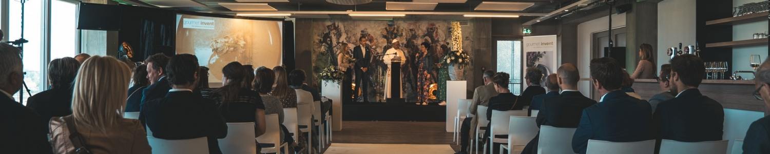 Locations, Events én Topcatering in the mix